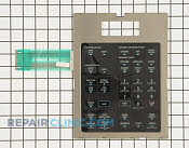 Touchpad and Control Panel - Part # 769955 Mfg Part # WB27X10228