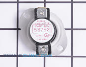 Thermostat - Part # 645704 Mfg Part # 53752