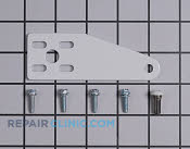 Bottom Hinge - Part # 1053246 Mfg Part # 11849-SB-WHT