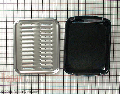 Broiler Pan 00368065 Main Product View