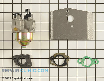 Carburetor 951-10309 Main Product View