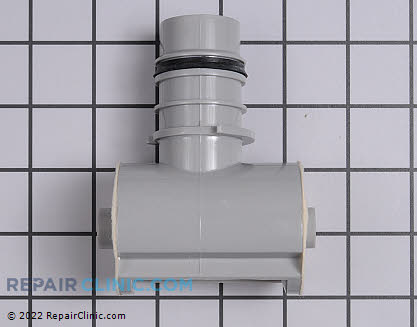 Connector-Vacuum 39973-4         Main Product View