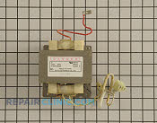 High Voltage Transformer - Part # 1349788 Mfg Part # 6170W1D052D