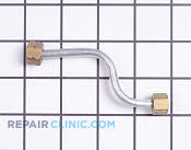 Gas Tube or Connector - Part # 1047804 Mfg Part # 00411437