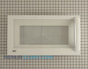 Microwave Oven Door - Part # 1525715 Mfg Part # ADC49436904
