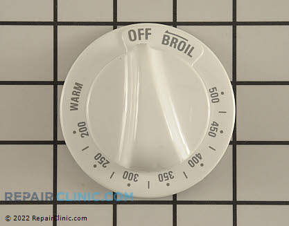 Thermostat Knob WB03K10187      Main Product View