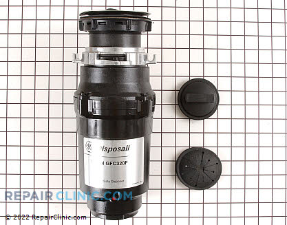 Garbage Disposer GFC320T         Main Product View