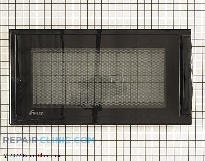 Microwave Oven Door 351171222B Main Product View
