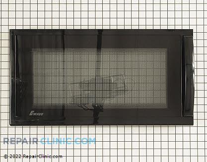 Microwave Oven Door 351171222B Main Product View