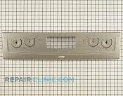 Control  Panel - Part # 1449263 Mfg Part # W10127721