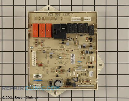 Control Board 8302210         Main Product View