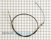 Control Cable - Part # 1890726 Mfg Part # 54530-VE0-003
