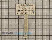 User Control and Display Board - Part # 891774 Mfg Part # 309350403