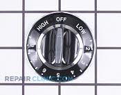 Control Knob - Part # 1012584 Mfg Part # 00414502