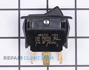 Rocker Switch - Part # 1867334 Mfg Part # 4527835