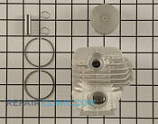 Cylinder Head - Part # 1658180 Mfg Part # 632-084
