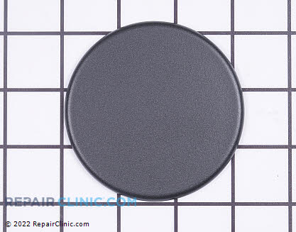 Surface Burner Cap 316262004       Main Product View