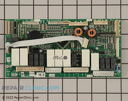 Main Control Board RF-5210-14K     Main Product View