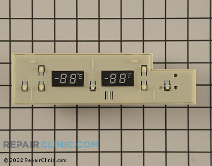 Temperature Control Board 241739710       Main Product View