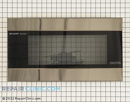 Microwave Oven Door CDORFB312MRK0 Main Product View
