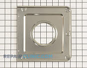 Burner Drip Pan - Part # 258331 Mfg Part # WB32X90