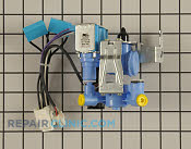 Water Inlet Valve - Part # 1863992 Mfg Part # WR57X10091