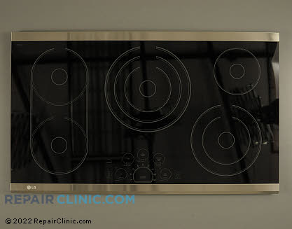 Glass Cooktop AGU65098701     Main Product View
