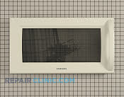 Microwave Oven Door - Part # 1863840 Mfg Part # DE94-00595B
