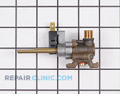 Surface Burner Valve - Part # 1044612 Mfg Part # 00189895
