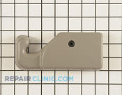 Hinge Cover - Part # 1877740 Mfg Part # W10337648