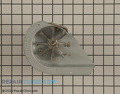 Fan Motor WB38X10054      Main Product View