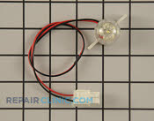 LED Light - Part # 1555611 Mfg Part # EAV60663405