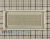 Microwave Oven Door - Part # 961081 Mfg Part # 8185108