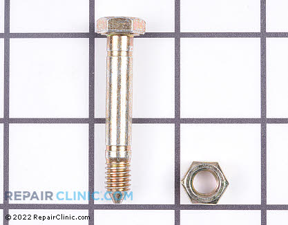 Shear Bolt and Nut 53108100 Main Product View