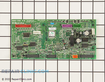Power Supply Board 316576410       Main Product View