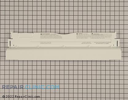 Toe Kick Plate WD27X10220 Main Product View