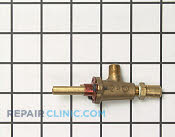 Surface Burner Valve - Part # 252274 Mfg Part # WB21X386