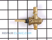 Surface Burner Valve - Part # 252295 Mfg Part # WB21X406
