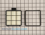 HEPA Filter - Part # 1615900 Mfg Part # 2JZ0380000