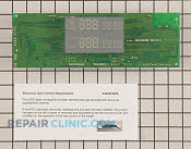 Oven Control Board - Part # 1565024 Mfg Part # 316576641