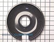 8 Inch Burner Drip Bowl - Part # 258159 Mfg Part # WB32X103