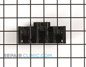 Wire, Receptacle & Wire Connector - Part # 276836 Mfg Part # WE4X737
