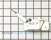 Door Latch - Part # 467097 Mfg Part # 2645-0001