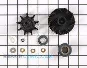 Impeller and Seal Kit - Part # 369491 Mfg Part # 0809110