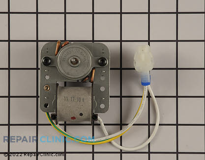 Evaporator Fan Motor 297250001       Main Product View