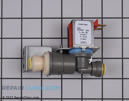 Water Inlet Valve 00492195 Main Product View