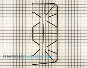 Burner Grate - Part # 1263129 Mfg Part # WB31K10176