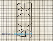 Burner Grate - Part # 1263130 Mfg Part # WB31K10177