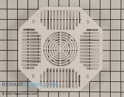 Air Grille RF-4454-01      Main Product View