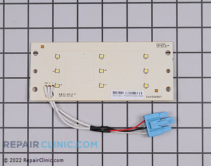 LED Board EAV43060807 Main Product View